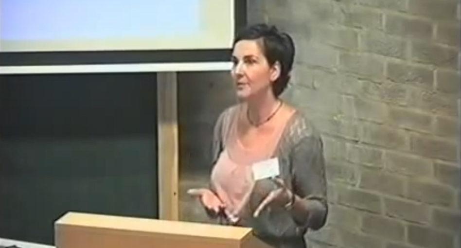 stephanie knaak presenting